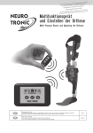 Manual Multi-Purpose Device NEURO TRONIC