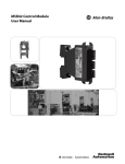 MSR42 Control Module User Manual