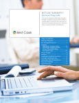 BEST CASE® BANKRUPTCY Electronic Filing Guide
