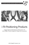 i-Fit Positioning Products
