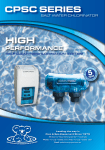 CPSC SERIES - Compu Pool Products