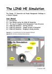 Ling He Simulation 2.6 User Manual
