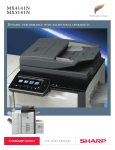 mx4141n mx5141n - Continental Imaging Products