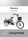 Daymak Florence Manual