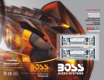 MR1620W MANUAL - Boss Audio Systems