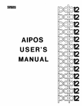 DEC-12-SQ1A-D AIPOS Users Manual May71