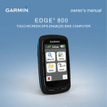 EDGE® 800 - gps4rent