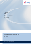 TriCore™ TriCore™ V1.6 Microcontrollers User Manual (Volume 1)