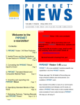 PIPENET News March 10