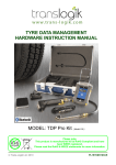 Truck Probe (Gen1) Instruction Manual 2.54 Mb