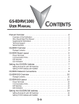 gs-edrv(100) - AutomationDirect