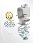 March 2015 Edition - Quality FootCare Products