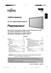 USER`S MANUAL - fujitsu general