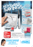 Kent Express November Promotional Offers