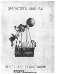 Spitz Projector User Manual