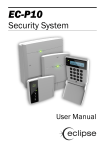 User Manual - Zeta Alarm Systems