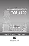 Transceiver Controls and Functions