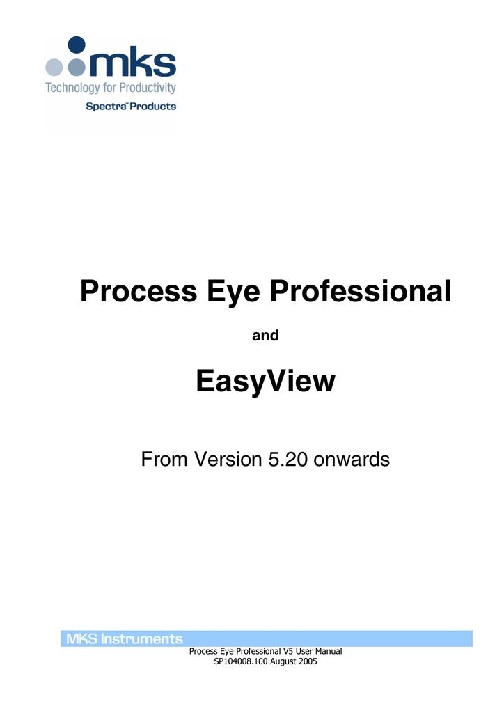 process eye pro v5 user manual rh manualzilla com