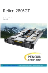 Manual - Penguin Computing