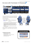 Do-more T1H Series PLC Overview