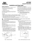 FA570RF Installation Manual