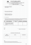 Postal Ballot Notice & Form February 2015