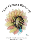 UCSFChimera Workshop - The UCSF Computer Graphics Laboratory