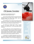 FM Systems Newsletter