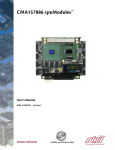 Hardware Manual - RTD Embedded Technologies, Inc.