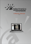 U-Mosaic Manual - Airelectronics