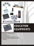 EDUCATION EQUIPMENTS
