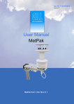 User Manual MetPak