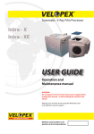 User Manual English - Velopex International