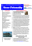 August 2014 User Friendly