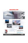 MAKROLON® Polycarbonate Fabrication Guide