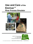 Emriver Em2 Use and Care Manual - Little River Research & Design