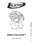 Arena Par Zoom User Manual ver 1