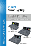 Light Palette Manual