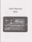 User Manual MID - File Management