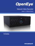 Network Video Recorder N