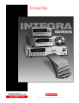 Integra Series