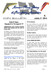 July 2004 Bulletin - Kernow Hang Gliding & Paragliding Association