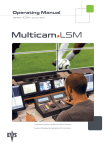 Multicam 10.04 Operation Manual