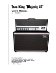 Majesty 45 - Tone King