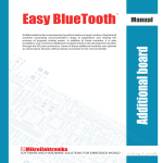 Easy BlueTooth User Manual