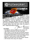 TightRock web Manual