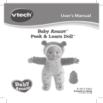 Peek & Learn Doll Manual