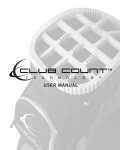 USER MANUAL - Club Count™ Technologies