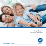 Feel Secure - ADT Security