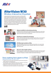 AVerVision W30 - Intervideo srl
